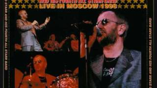 Ringo Starr - Live in Moscow 25/8/1998 - 19. I Wanna Be Your Man