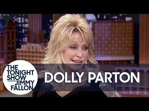 Dolly Parton Gives Jimmy a Surprising Palm Reading