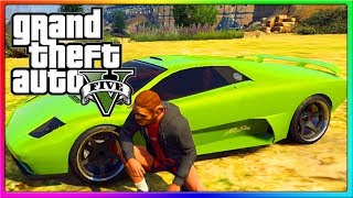 GTA 5 Online - Letting It Just Sit There, ET