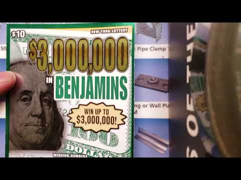3,000,000 in Benjamin's and Set for Life.