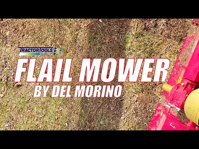 Tractor Tools Direct's Flail Mowers by Del Morino