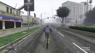 GTA 5 Mountain/Bmx Bike And Skatepark Locations