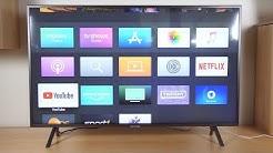 Günstiger 4K HDR TV mit Smart-TV im Test! Samsung NU7199