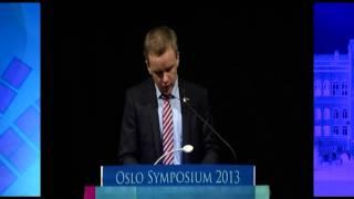 Oslo Symposium 2013: Jørgen Kristiansen