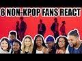 8 NON KPOP FANS REACT to NCT U The 7th Sense MV   PART 2 REACTION!!! 엔시티 유 '일곱 번째 감각