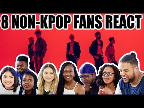8 NON KPOP FANS REACT to NCT U (The 7th Sense) MV | PART 2 REACTION!!! 엔시티 유 '일곱 번째 감각