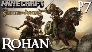 Minecraft | Seigneur des Anneaux | Rohan | Episode 7 : Bannière de Protection