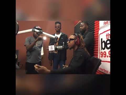 Yung6ix Interview on The Beat99.9 fm