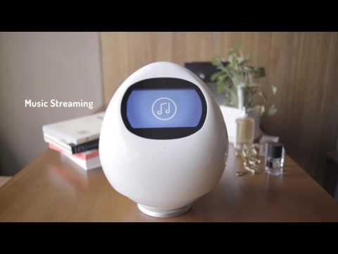 Tapia: a talk robot companion on Indiegogo now