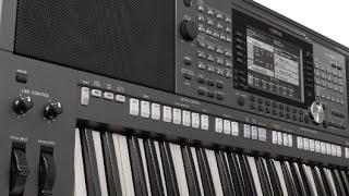 Hướng dẫn thu nhạc Wave nhiều track trên Yamaha PSR-S970
