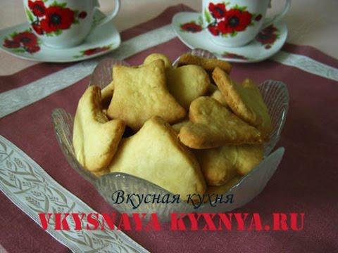 Печенье с майонезом. Вкусные истории.