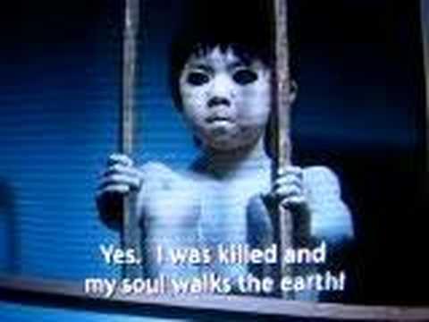 Scary Movie Asian Kid Scene