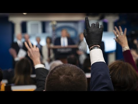 White House coronavirus task force holds briefing   NBC News (Live Stream Recording)