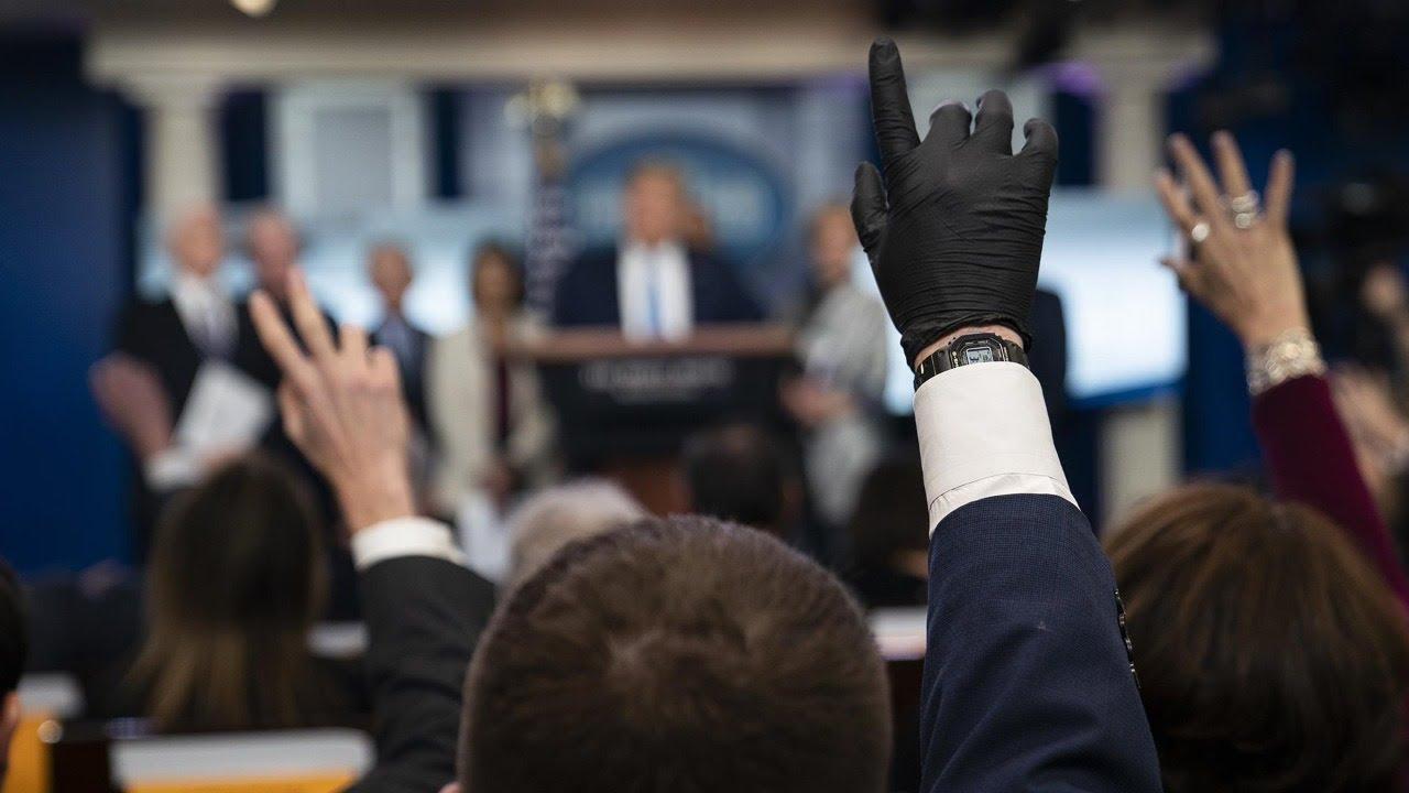 White House renews virus briefings: Many more still will die