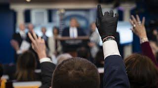 White House coronavirus task force holds briefing | NBC News (Live Stream Recording)