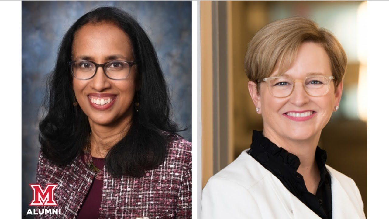 Image for Miami Presents: Beyond Optics - A Discussion About Inclusion with Julie Elberfeld and Beena Sukumaran webinar