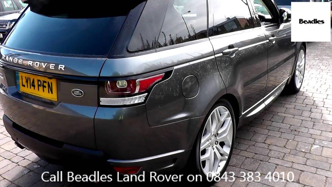 Beadles Corris Grey 2014 Land Rover Range Rover Sport