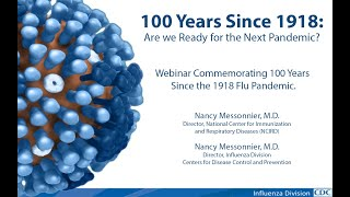 1918 Pandemic Partner Webinar