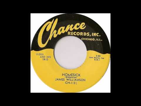 James Williamson - Homesick