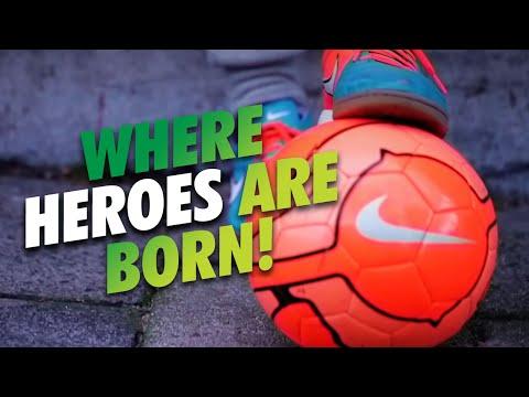 Street Football: Where Heroes Are Born!