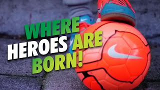 Street Football: Where Heroes Are Born!