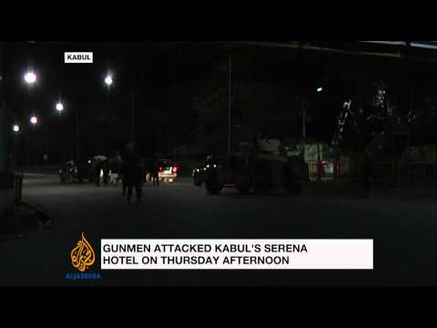 Foreigners among dead in Kabul hotel attack