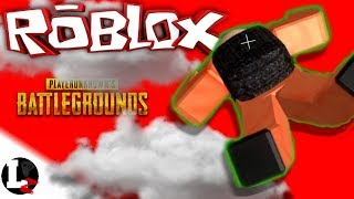 Going solo! Player's Unknown Battleground Roblox version (gameplay) part 2