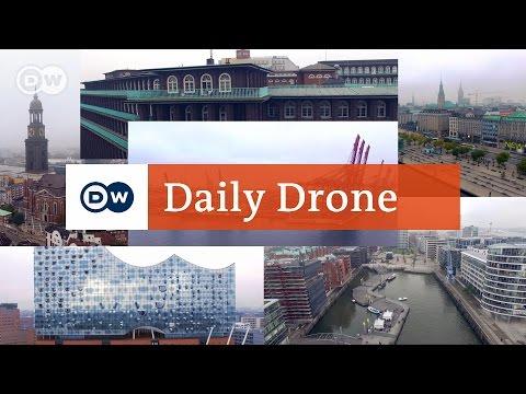 #DailyDrone: Hamburg
