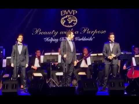 Il Volo - Beauty with Purpose Gala