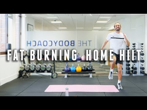 Ouch! Brutal 15 Minute Home HIIT Workout | The Body Coach