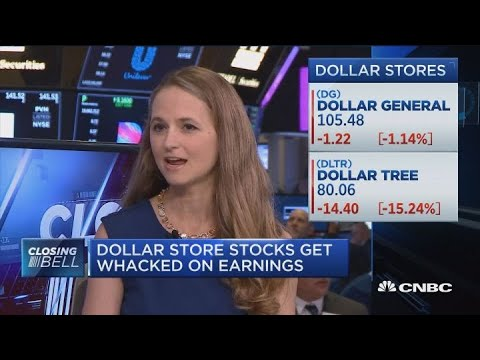 Dollar Store Stocks Discounted On Earnings