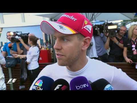 2017 Australian Grand Prix: Qualifying Reaction