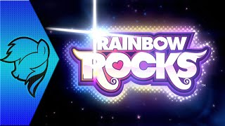Equestria Girls : Rainbow Rocks - Shake Your Tail [MP3]