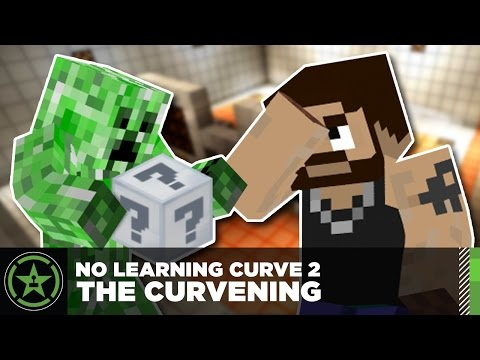 Let's Play Minecraft: Ep. 202 - There Is No Learning Curve 2: The Curvening