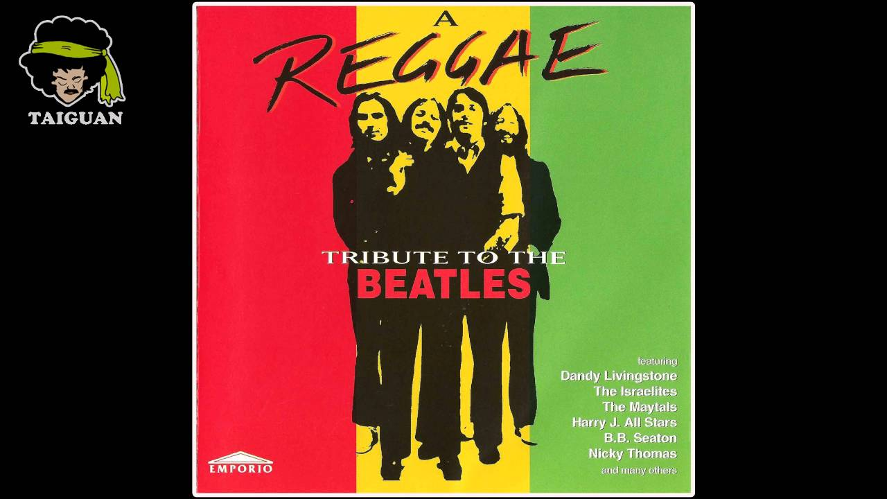 cd tributo reggae a the beatles