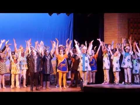 Rain Dance — North Cambridge Family Opera