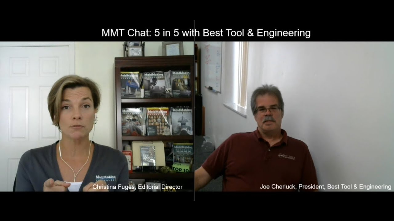 MMT Chats: 5 in 5 with Best Tool & Engineering