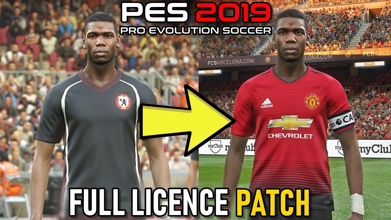 How to fully license PES 2019 on PlayStation 4