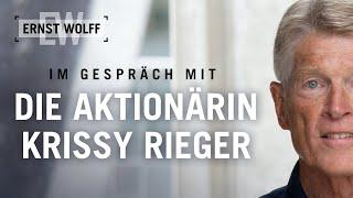Das große neue Ziel? I Die Gefahr von Afghanistan – Ernst Wolff im Gespräch mit Krissy Rieger