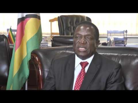 19 April main news vp mnangagwa on bvr