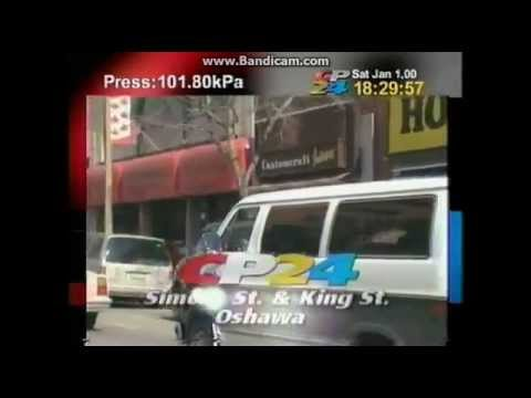 CP24 ID and CITY - CityPulse at 6:00 Open for January 1st, 2000