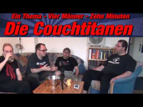 Die Couchtitanen - Wieviel Geld braucht man zum leben? (Staffel 2 - Episode 8)