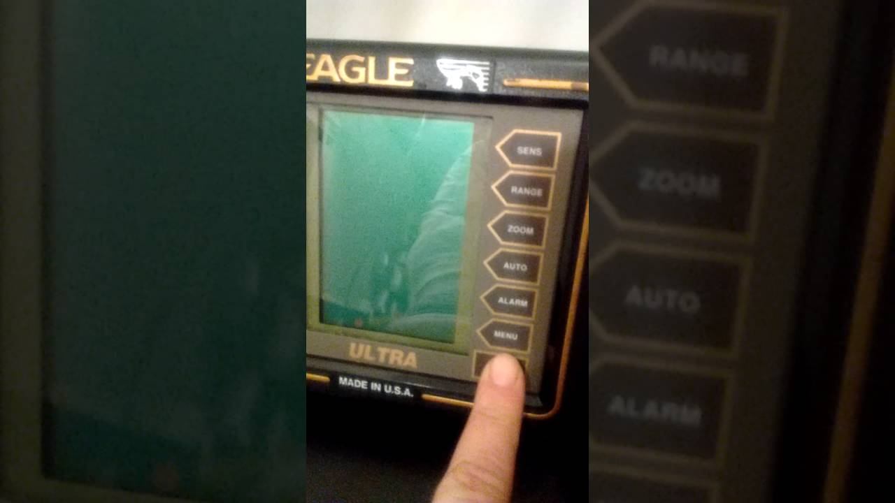 eagle ultra portable fish depth finder complete w transducer and rh youtube com eagle ultra iii fish finder manual eagle ultra iii fish finder manual