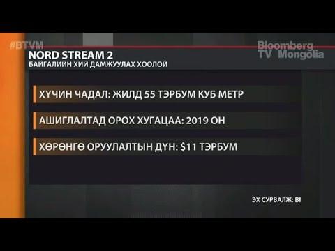 """Германд байгалийн хий нийлүүлэх ОХУ-ын """"Nord Stream-2"""" төсөлд Дональд Трамп хориг тавив"""