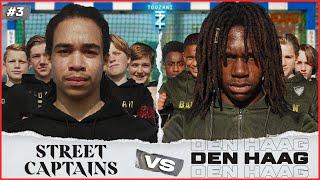 StreetCaptains vs Den Haag | u15 FC Straat League #3