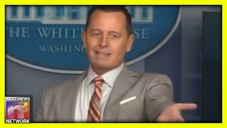 BOOM! Watch Ric Grenell SHRED Media At WH Press Conference for Their INSANE Line of Questions