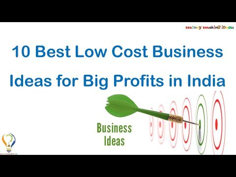 10 Best Low Cost Business Ideas for Big Profits in India