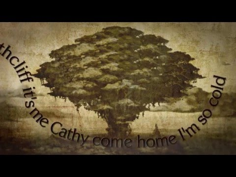 WUTHERING HEIGHTS - ANGRA - LYRIC VIDEO
