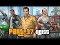 Grand Theft  Auto V The Merryweather Heist XBOX ONE X GTA 5 Gameplay Walktrough
