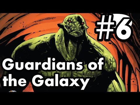 Guardians of the Galaxy #6 Recap/Review – Galaxy's Most Wanted starts now!